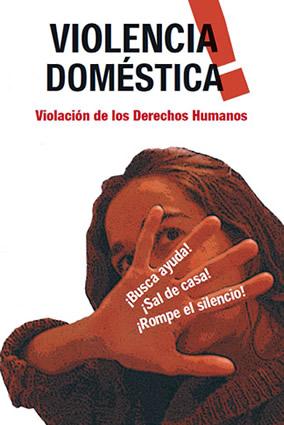 violencia doméstica - nuestro folleto en pdf